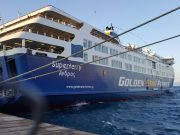 Golden Star Ferries.