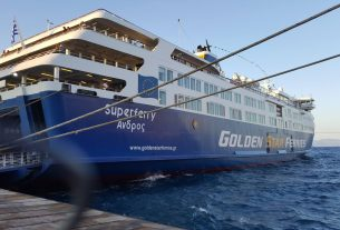 Golden Star Ferries.