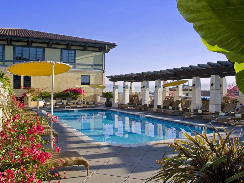 Hotel Valencia San Jose Santana Row