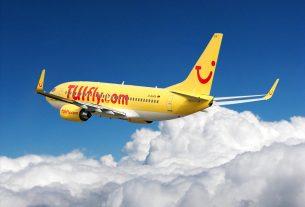 tuifly plane