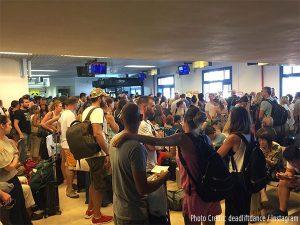 santorini-airport