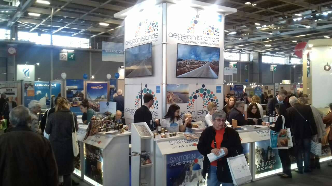 for Salon mondial du tourisme paris