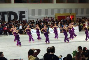 TDF dance