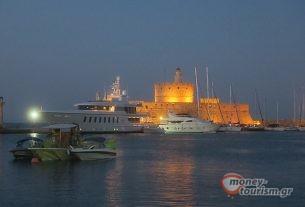 Rhodes | money tourism photo
