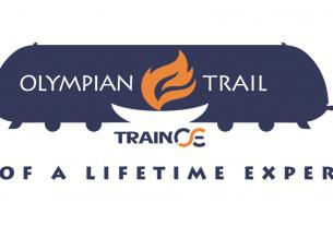 OLYMPIAN TRAIL logo