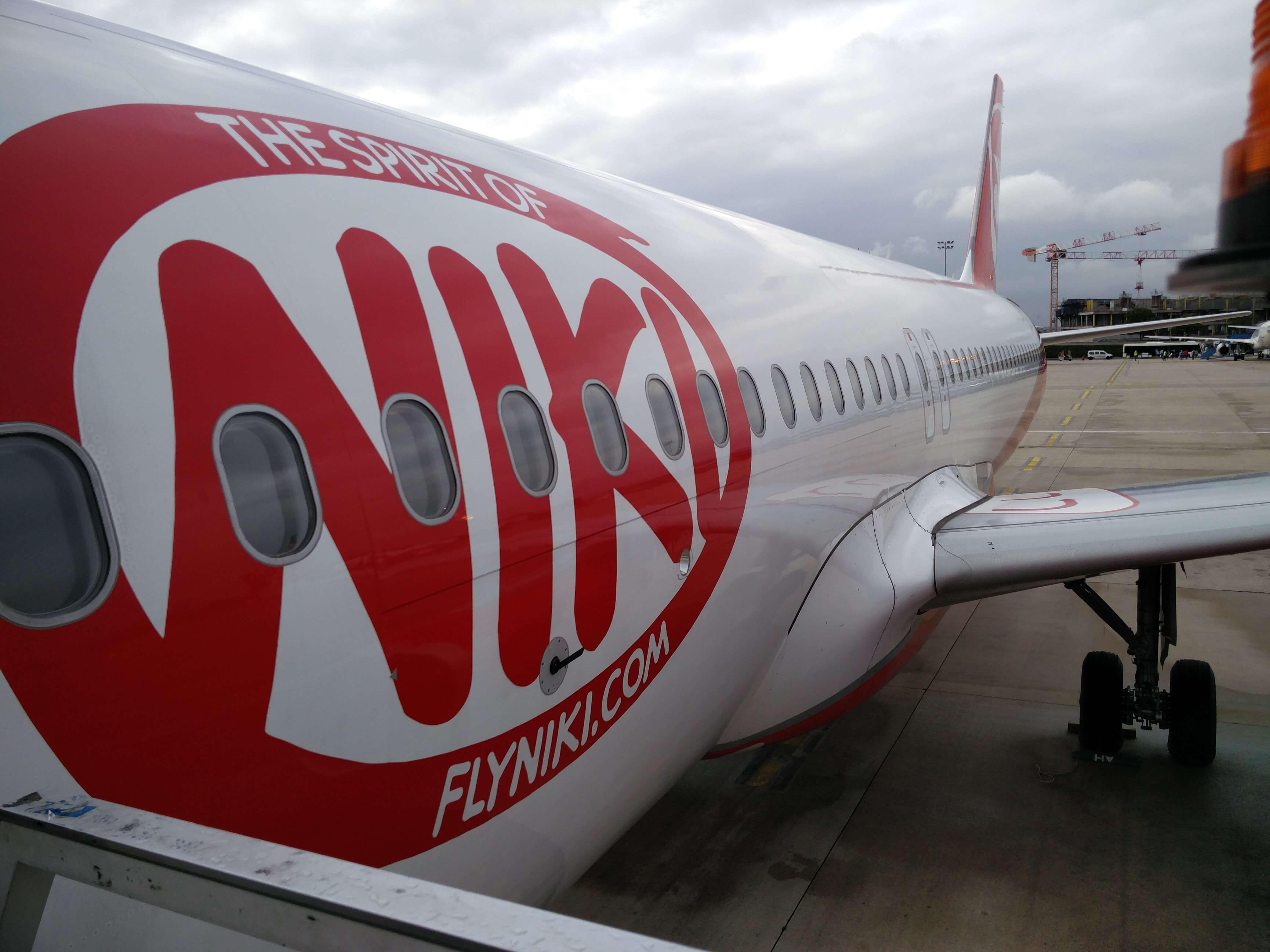 Αποτέλεσμα εικόνας για Χρεωκοπία για την αυστριακή Niki,