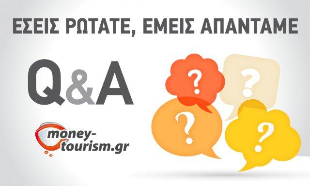 q&a money tourism
