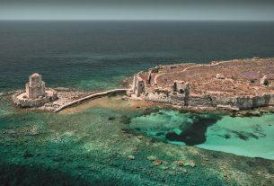 Castle of Methoni navarino