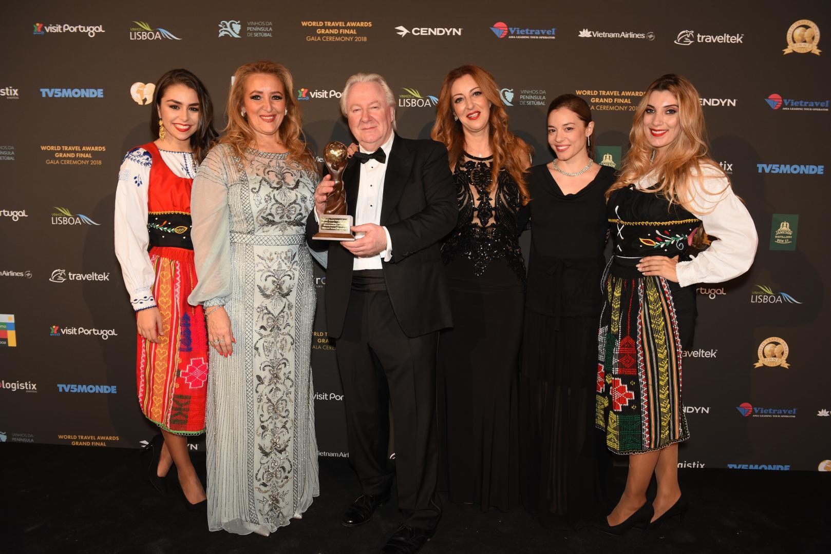 - World Travel Awards