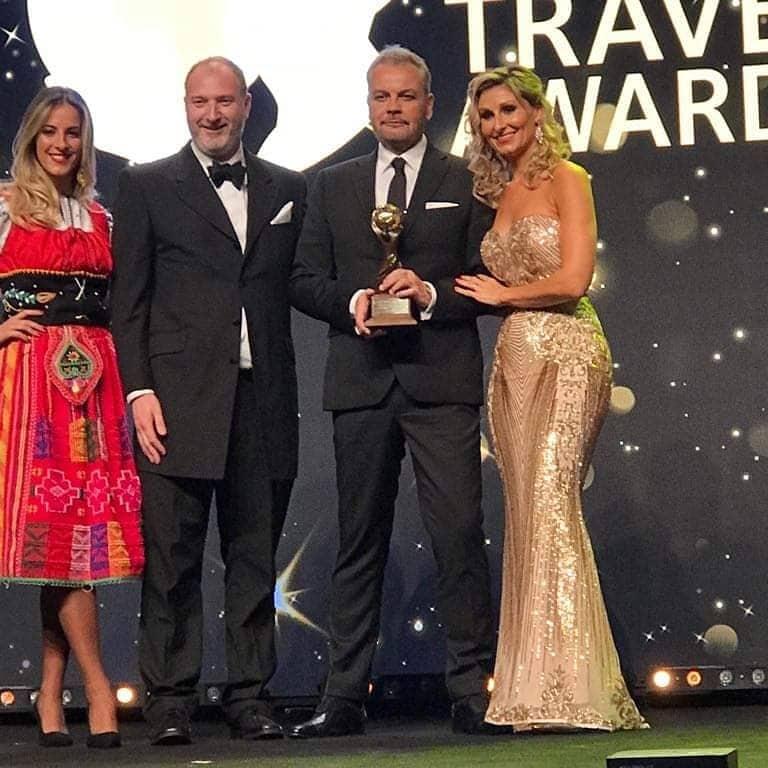 World Travel Awards (WTA) 2018