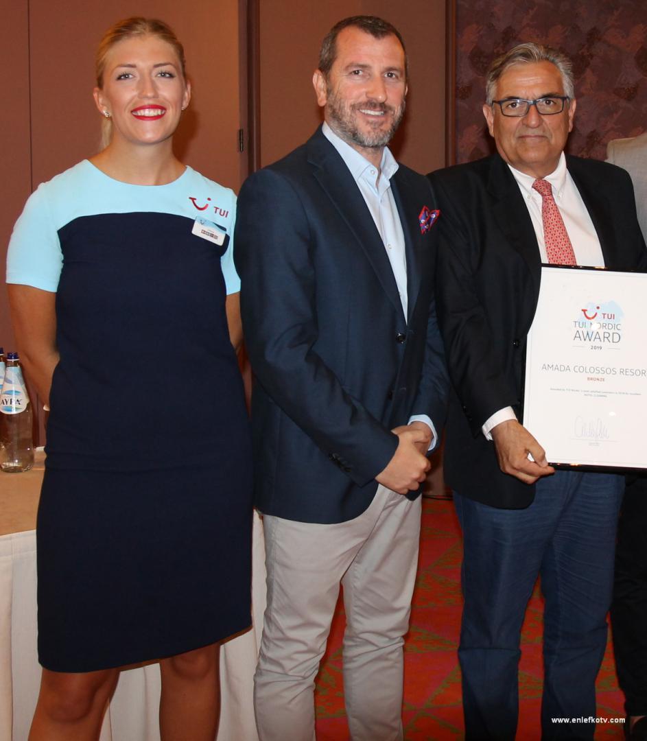 tui nordic awards