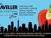 National Geographic Traveller Food Festival