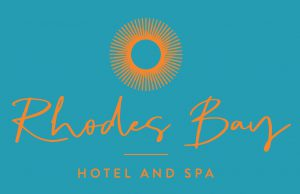 Rhodes bay logo