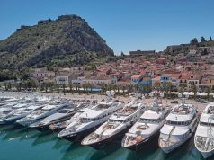 yacht show nafplio 2020