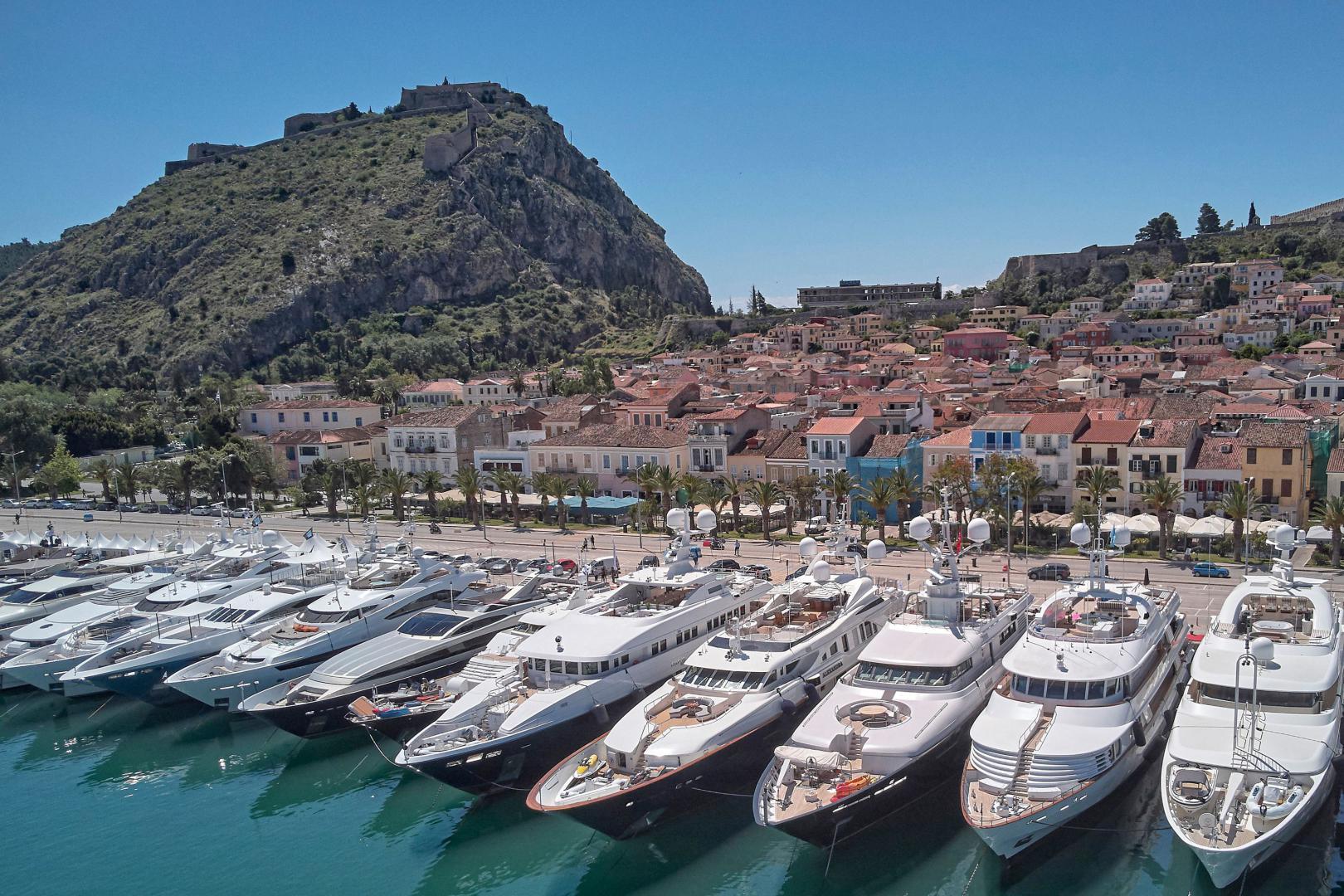 yacht show nafplio 2020 καταλύματα Q&A