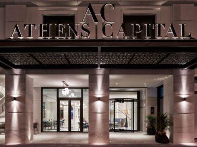 Athens Capital Hotel-MGallery