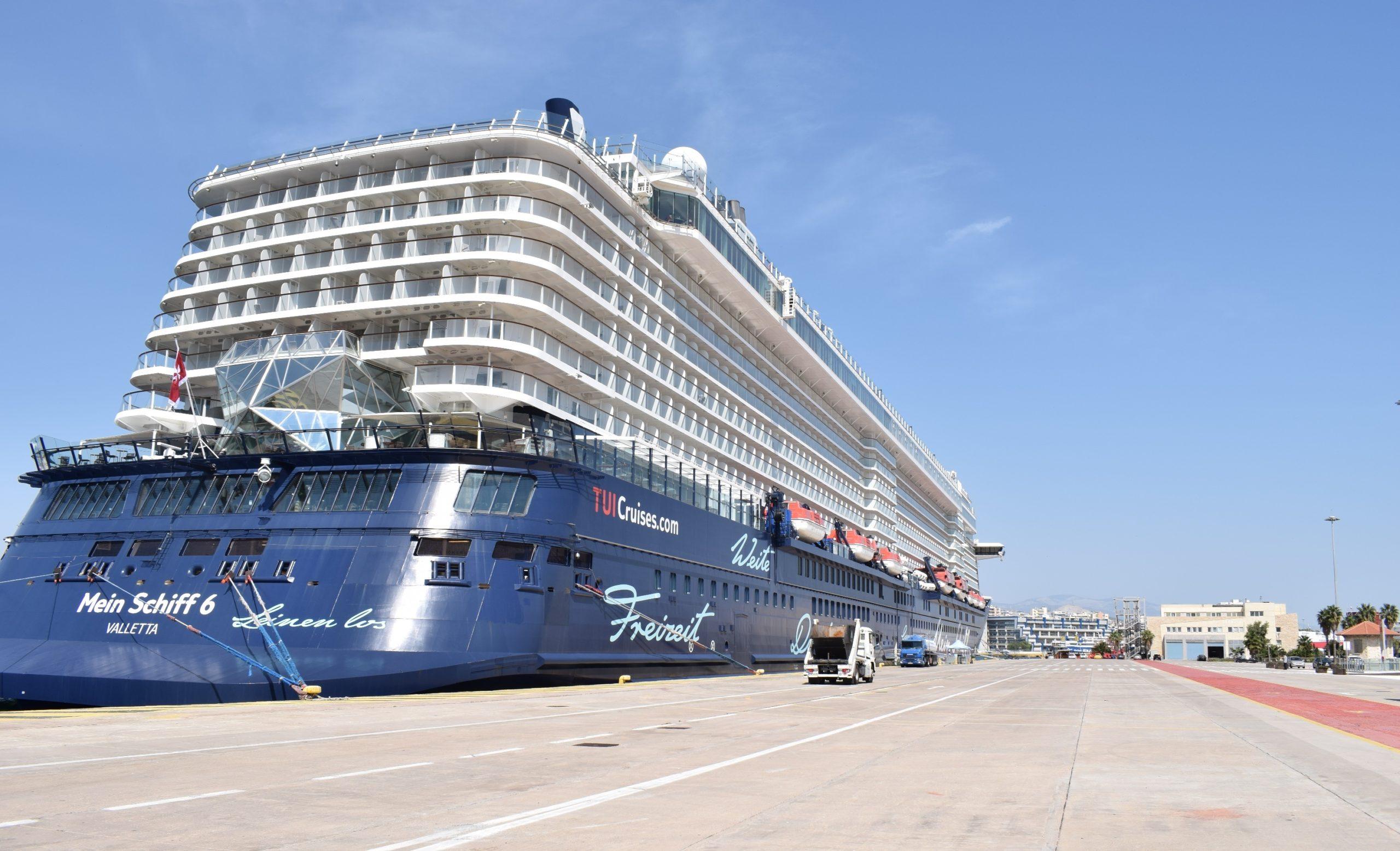 mein schiff6 TUI Cruises