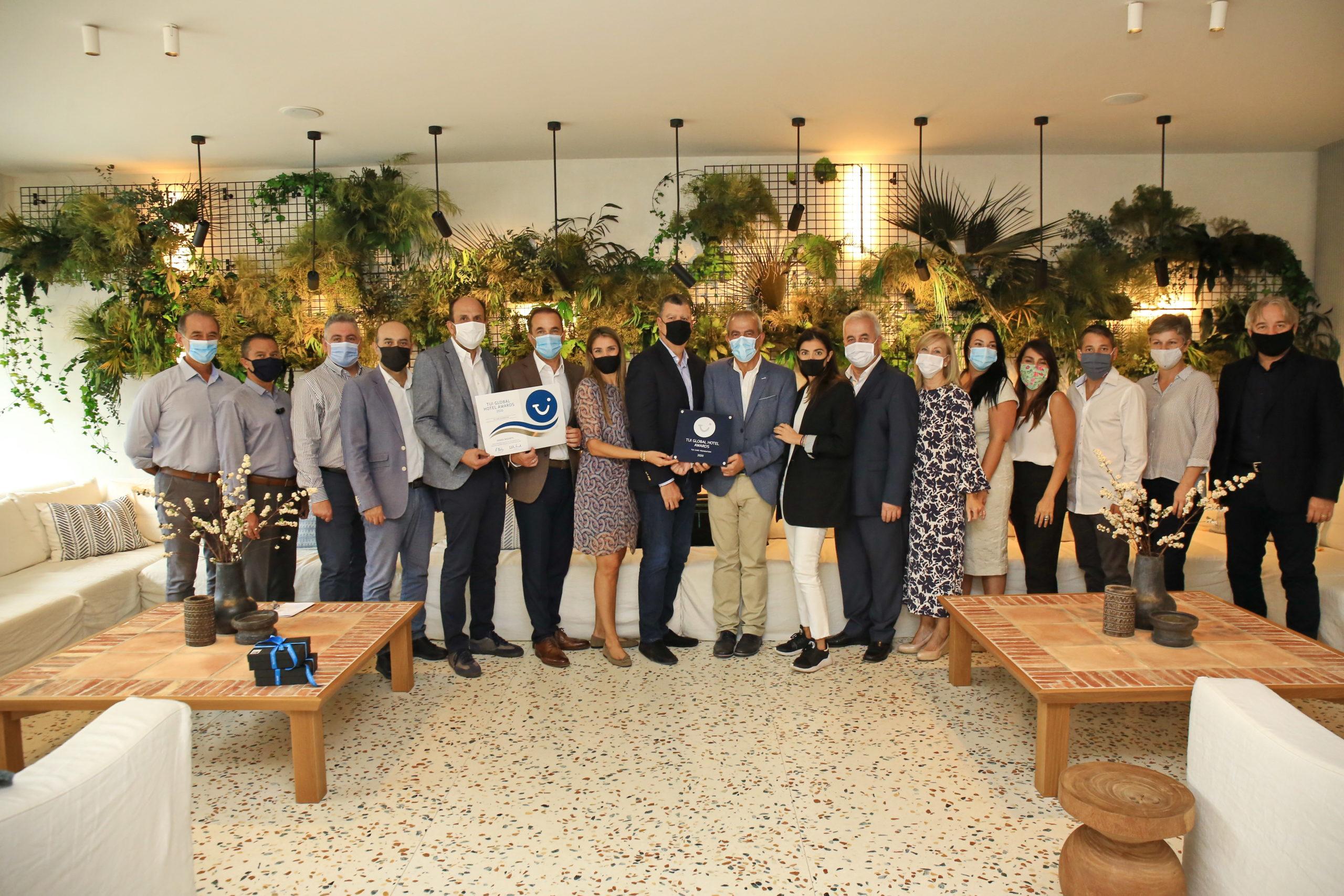 tui awards 2020 TUI Global Hotel Awards 2020