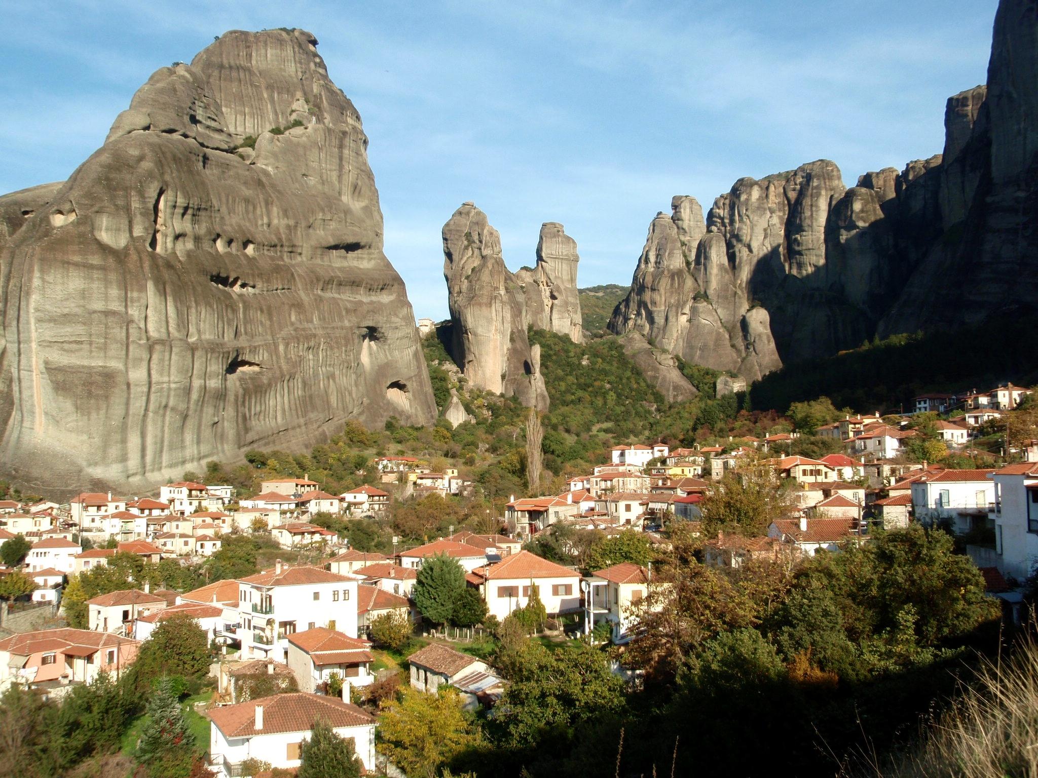 Meteora  Ελλάδα