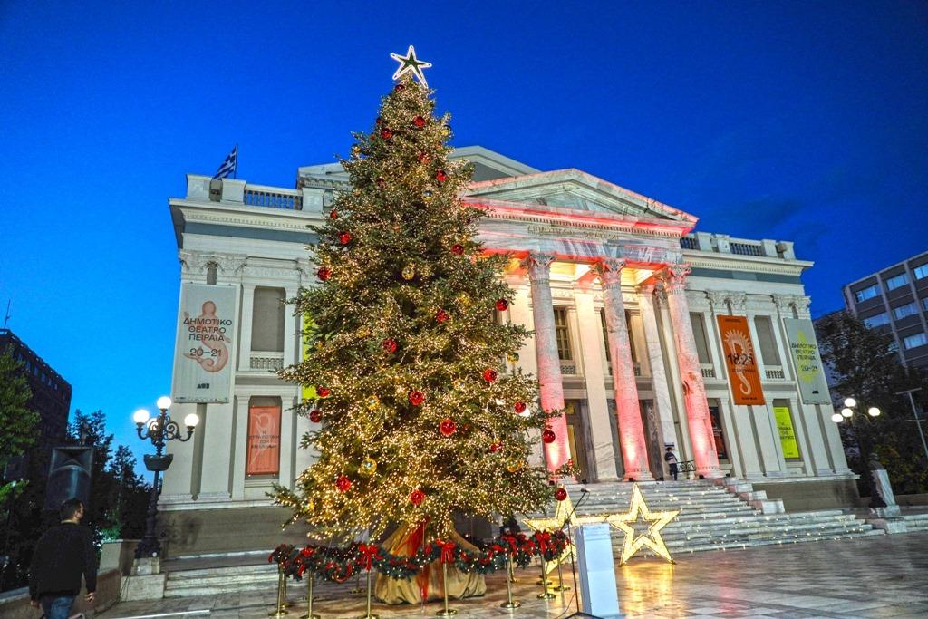 piraeus christmas