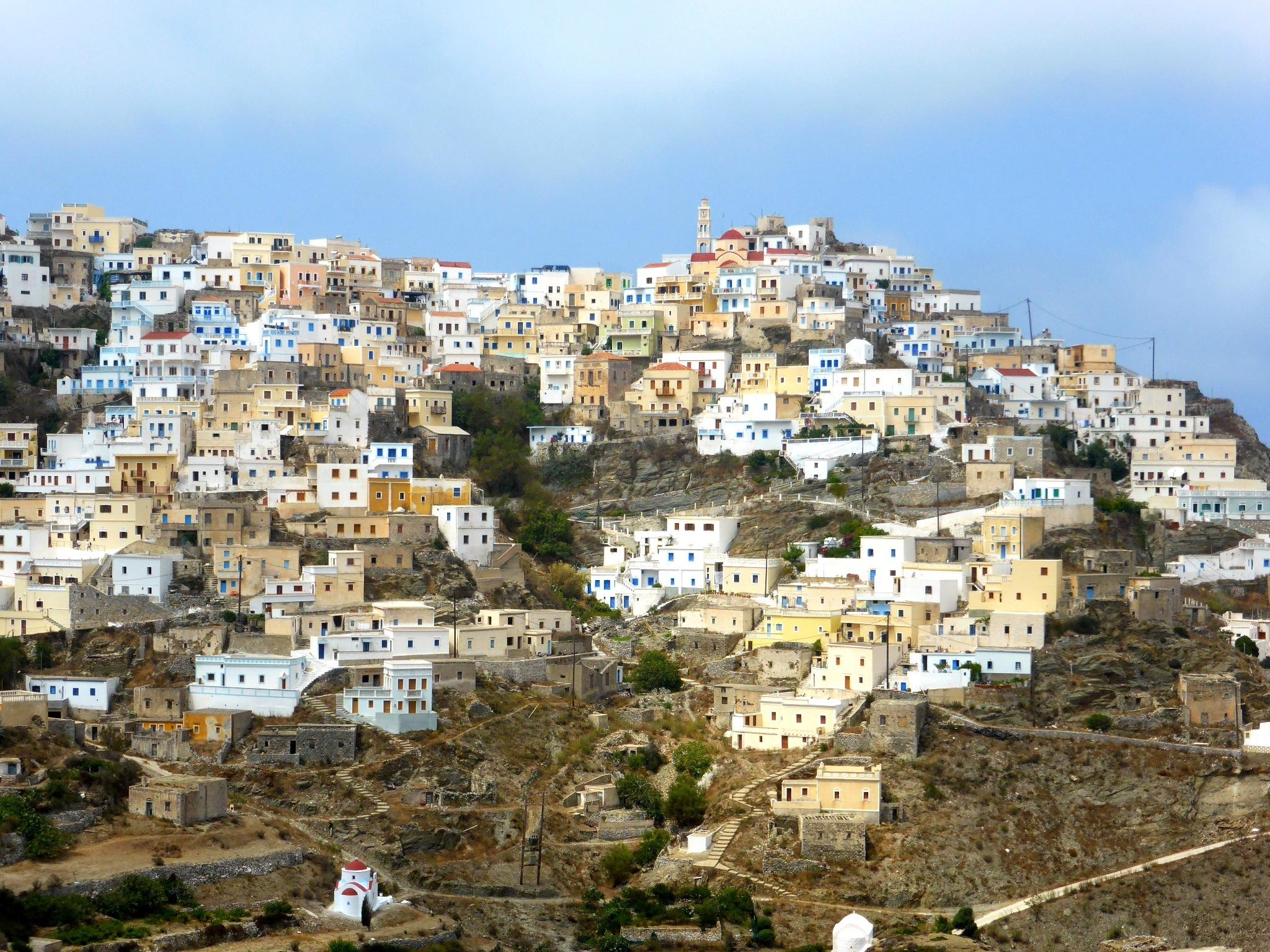 Karpathos νησιά