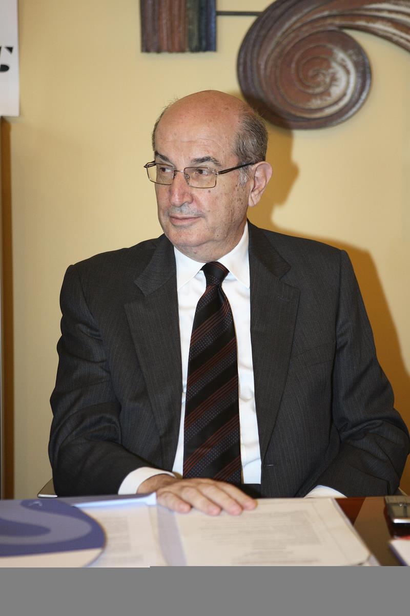 Ο Νίκος Αγγελόπουλος / ksd photo