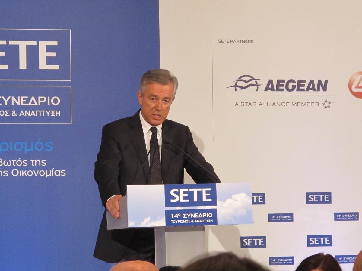 Ο Ανδρέας Ανδρεάδης / ksd photo
